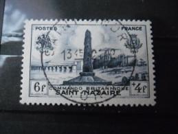 FRANCE N°786 Cachet Saint André (nord) - 1921-1960: Moderne