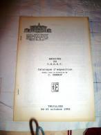 ARCHIVES DU C.A.D.E.T   THUILLIES - Livres, BD, Revues