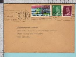C510 ESPANA Postal History 1979 PROTEGE EL MAR EVITA SU CONTAMINACION (m) - 1931-Today: 2nd Rep - ... Juan Carlos I