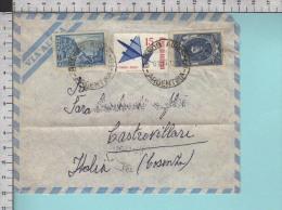 C549 ARGENTINA Postal History 1972 CORREO AEREO (m) - Argentina
