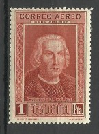 SPAIN..1930..Michel # 534...MH. - 1889-1931 Kingdom: Alphonse XIII