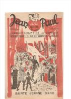 L´Hebdomadaire De La Jeunesse Jean Et Paul N°306 Du 10/05/1942 Sainte Jeanne D'Arc - Revistas Y Periódicos