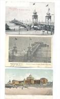 Scheveningen, 5 X ( 5 X Scan)  Anno 1900-1905 - Scheveningen