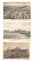 Scheveningen, 6 X ( 6 X Scan)  Anno 1917-1928 - Scheveningen