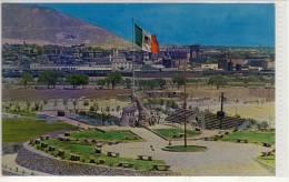 MEXICO - Ciudad JUAREZ, Chih. - Monumento A La Bandera ... - México