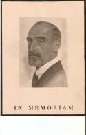 IN MEMORIAM FRANCESC CAMBO I BATLLE MUERTO EN BUENOS AIRES EL 30 DE ABRIL 1947 (RECORDATORIO) - Documentos Históricos