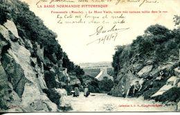 N°40696 -cpa Fermanville -le Mont Varin- - Autres Communes