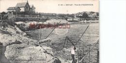 17 - ROYAN -  Vue Du Pigeonnier - Pecheurs    2 Scans - Royan