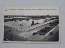 Vue Générale Du Port Et Bassin De Chasse ( 194 ) Anno 1957 ( Zie Foto Voor Details ) - Maasmechelen