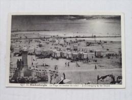 La PLAGE Au Coucher Du Soleil - Zonondergang Op Het Strand ( 86 ) Anno 1935 ( Zie Foto Voor Details ) - Maasmechelen