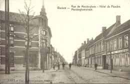 WACKEN - Dentergem - Rue De Marckeghem - Hôtel De Flandre - Marckeghemstraat - 22311 - Dentergem