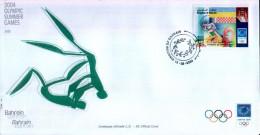 OLIPIADI DI ATENE 2004 - Bahrein (1965-...)