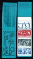 Sverige 1977  Yv  C957** Boekje/carnet 957** - 1951-80
