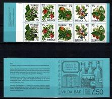 Sverige 1977  Yv  C975** Boekje/carnet 975** - 1951-80