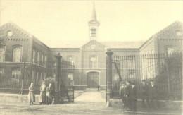 LOT DE 4 CARTES REEDITION 1985 DU CHARBONNAGE DE BOIS DU LUC ( LE RIVAGE DE HOUDENG 1917 - HOSPICE PLUNKETT RATHMORE ) - La Louvière