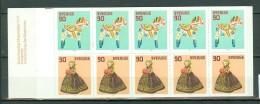 Sverige 1978  Yv  C1027** Boekje/carnet 1027** - 1951-80