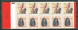 Sverige 1979  Yv  C1069** Boekje/carnet 1069** - 1951-80