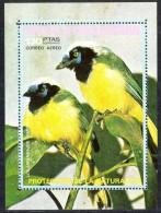 K220 FAUNA VOGELS BIRDS OISEAUX VÖGEL AVES GUINEA-ECUATORIAL 1974 PF/MNH - Non Classés