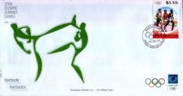 OLIPIADI DI ATENE 2004 - Barbados (1966-...)