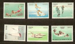 Panama 1964 Y Vertn° 399-400 Et PA LP 308-11 *** MNH Cote 90 FF Sport - Panama