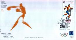 OLIPIADI DI ATENE 2004 - 1999-... Regione Amministrativa Speciale Della Cina