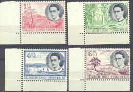 _4Zw902: N° 329/ 33: XXX Postfris : Mint Never Hinged.. - Belgisch-Kongo
