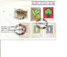 Argentine ( Lettre Par Avion De 1979 Vers Les Pays-Bas à Voir) - Covers & Documents