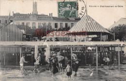 17 - ROYAN - Etablissement De Bains  - 2 Scans - Royan