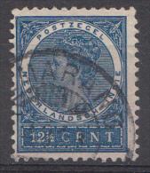 Indes Néerlandaises Mi.nr.:47 Königin Wilhelmina 1902 Oblitérés /Used / Gestempeld - Indes Néerlandaises
