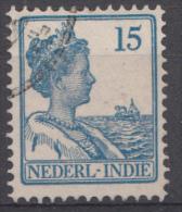 Indes Néerlandaises Mi.nr.:171 Königin Wilhelmina 1929/32 Oblitérés /Used / Gestempeld - Niederländisch-Indien