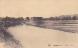 Hermalle : La Meuse Et L'Ile - Visé
