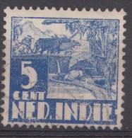 Indes Néerlandaises Mi.nr.:265 Reisanbau 1938/40 Oblitérés /Used / Gestempeld - Niederländisch-Indien