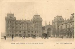CPA-1938-75-PARIS-PREFECTURE De POLICE Et CASERNE De La CITE-TBE - Other Monuments