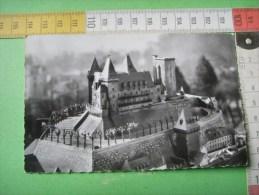 9 ) Pau : Chateau Henri 4 à L'epoque Du Grand Roy  :dentelee N Et B - Pau