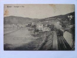 Alassio 10 Ferroviaria Treno Stazione Ed 73793 - Savona