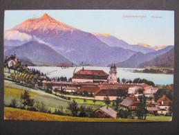 AK MONDSEE 1914/// D*14395 - Mondsee