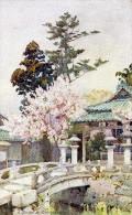 A Shrine At Kyomiazu - JAPAN BRITISH EXHIBITION - 1910 London - Exhibitions