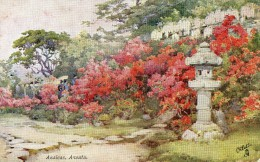 Azaleas, Awata - JAPAN BRITISH EXHIBITION - 1910 London - Exhibitions