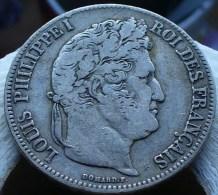 5 FRANCS ARGENT LOUIS PHILIPPE I 1832 A - J. 5 Francs