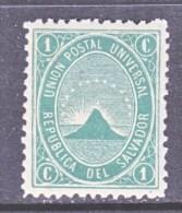 EL  SALVADOR  13  * - El Salvador