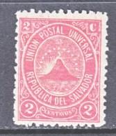 EL  SALVADOR  14  * - El Salvador