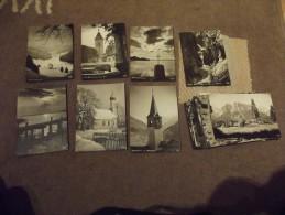 31 Ansichtskarten Popp-Verlag Schöne Sammlung Nur Sw - Ansichtskarten