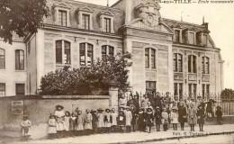 Is sur Tille - Ecole communale