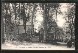 CPA Portzic, Chapelle Ste-Anne - France