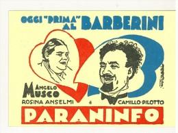 ITALIA -  CARTOLINA FDC - ESPOSIZIONE FILATELICA - OMAGGIO AD ANGELO MUSCO - PARANINFO - ANNO 1987 - CATANIA - 6. 1946-.. Repubblica