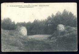 Cpa Du 17 Environs De Royan Forêt De La Coubre - Restes D' Un Fort Remontant à Napoléon 1er     AO48 - Royan