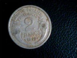 2 francs 1946