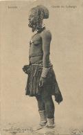 Loanda Gentio Do Lubango Femme Nue Nude  Edicion Joao Filippe Casa Turca Loanda No 36 - Angola