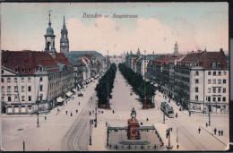 Dresden - Hauptstraße - Dresden