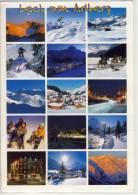 LECH AM ARLBERG - Mehrbildkarte,  M. Sondermarke Weihnachten - Lech